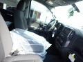 2020 Black Chevrolet Silverado 1500 Custom Trail Boss Crew Cab 4x4  photo #3