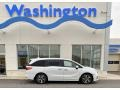 Platinum White Pearl 2020 Honda Odyssey Elite