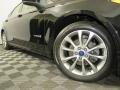 2017 Shadow Black Ford Fusion Hybrid SE  photo #3