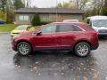 Red Passion Tintcoat 2017 Cadillac XT5 Luxury