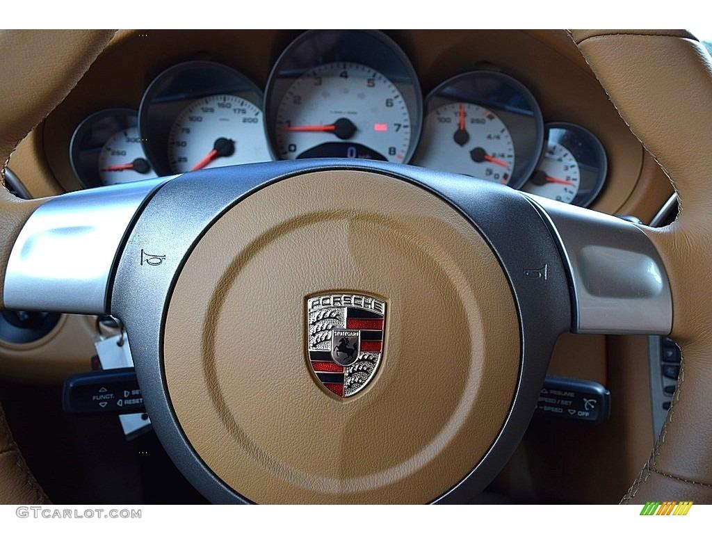 2008 Porsche 911 Carrera S Coupe Steering Wheel Photos