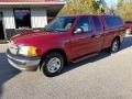 Toreador Red Metallic 2004 Ford F150 XLT Heritage SuperCab