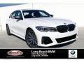 Alpine White 2020 BMW 3 Series M340i Sedan