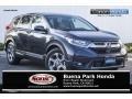 2019 Gunmetal Metallic Honda CR-V EX #135905162