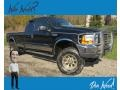 1999 Black Ford F250 Super Duty Lariat Extended Cab 4x4 #135908076