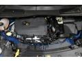 2017 Lightning Blue Ford Escape SE 4WD  photo #20