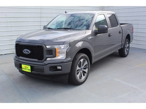 2020 Ford F150 STX SuperCrew Data, Info and Specs
