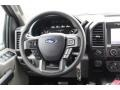 Black Steering Wheel Photo for 2020 Ford F150 #135925372
