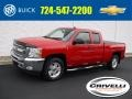 2013 Victory Red Chevrolet Silverado 1500 LT Extended Cab 4x4 #135924887