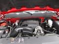 2013 Victory Red Chevrolet Silverado 1500 LT Extended Cab 4x4  photo #16