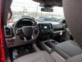 Medium Earth Gray Interior Photo for 2020 Ford F150 #135940369