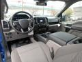 Medium Earth Gray Interior Photo for 2020 Ford F150 #135940912