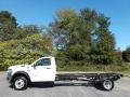Bright White 2019 Ram 5500 Tradesman Regular Cab Chassis