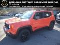 2020 Omaha Orange Jeep Renegade Sport 4x4 #135943324