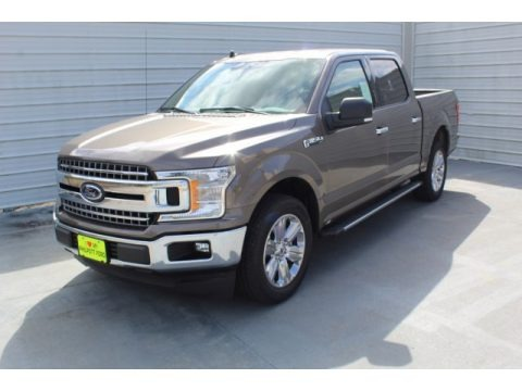 2020 Ford F150 XLT SuperCrew Data, Info and Specs