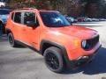 2020 Omaha Orange Jeep Renegade Sport 4x4  photo #7