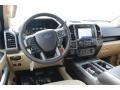 Medium Light Camel Dashboard Photo for 2020 Ford F150 #135949211