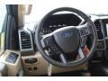 Medium Light Camel Steering Wheel Photo for 2020 Ford F150 #135949233