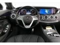 Dashboard of 2020 S 560 4Matic Coupe