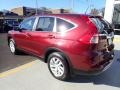 2016 Basque Red Pearl II Honda CR-V EX AWD  photo #3