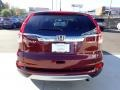 2016 Basque Red Pearl II Honda CR-V EX AWD  photo #4