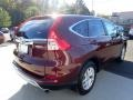 2016 Basque Red Pearl II Honda CR-V EX AWD  photo #6
