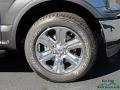 2020 Magnetic Ford F150 Lariat SuperCrew 4x4  photo #9