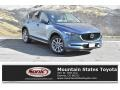 Eternal Blue Mica 2019 Mazda CX-5 Grand Touring AWD