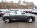 Machine Gray Metallic 2019 Mazda CX-3 Sport AWD