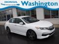 White Orchid Pearl 2017 Honda Accord Sport Sedan
