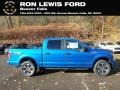 2020 Velocity Blue Ford F150 STX SuperCrew 4x4 #135976293