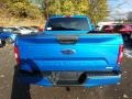 2020 Velocity Blue Ford F150 STX SuperCrew 4x4  photo #3