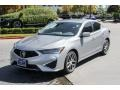 2020 Lunar Silver Metallic Acura ILX Premium  photo #4