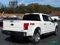 2020 Star White Ford F150 Lariat SuperCrew 4x4  photo #5