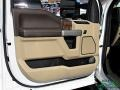 2020 Star White Ford F150 Lariat SuperCrew 4x4  photo #29