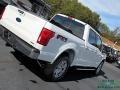 2020 Star White Ford F150 Lariat SuperCrew 4x4  photo #35
