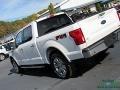 2020 Star White Ford F150 Lariat SuperCrew 4x4  photo #36
