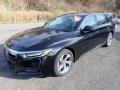 Crystal Black Pearl 2019 Honda Accord EX-L Sedan