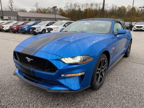2020 Ford Mustang Gt Coupe Horsepower