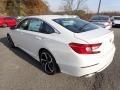Platinum White Pearl - Accord Sport Sedan Photo No. 2