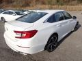 Platinum White Pearl - Accord Sport Sedan Photo No. 4