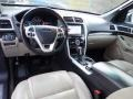 2013 Ingot Silver Metallic Ford Explorer Limited 4WD  photo #17