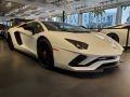 Bianco Isis 2018 Lamborghini Aventador S
