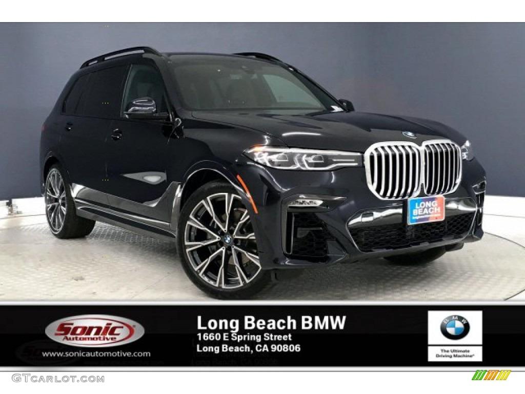 2020 Carbon Black Metallic Bmw X7 Xdrive40i 136054842 Gtcarlot Com Car Color Galleries