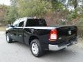 Diamond Black Crystal Pearl - 1500 Tradesman Quad Cab Photo No. 8
