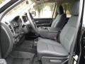 Front Seat of 2020 1500 Tradesman Quad Cab