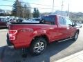 2019 Ruby Red Ford F150 XLT SuperCab 4x4  photo #5