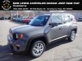 2020 Granite Crystal Metallic Jeep Renegade Latitude 4x4 #136110498