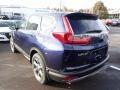 2019 Obsidian Blue Pearl Honda CR-V EX-L AWD  photo #2