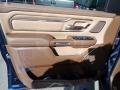 Door Panel of 2020 1500 Longhorn Crew Cab 4x4